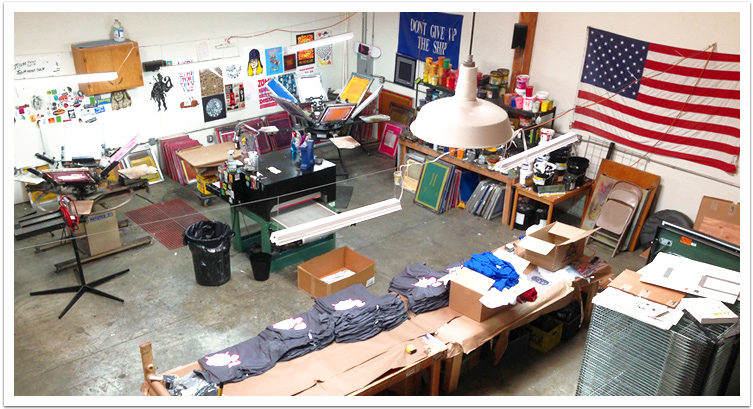 Team Print Shop Oakland California USA