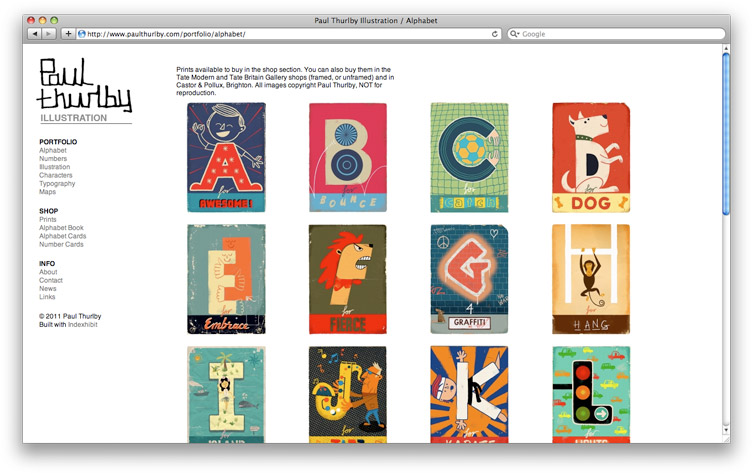Just stumbled upon the beautiful work by London based illustrator Paul Thurlby. Paul is best known for his illustrations for the Guardian newspaper since he started full time illustration work in 2006.